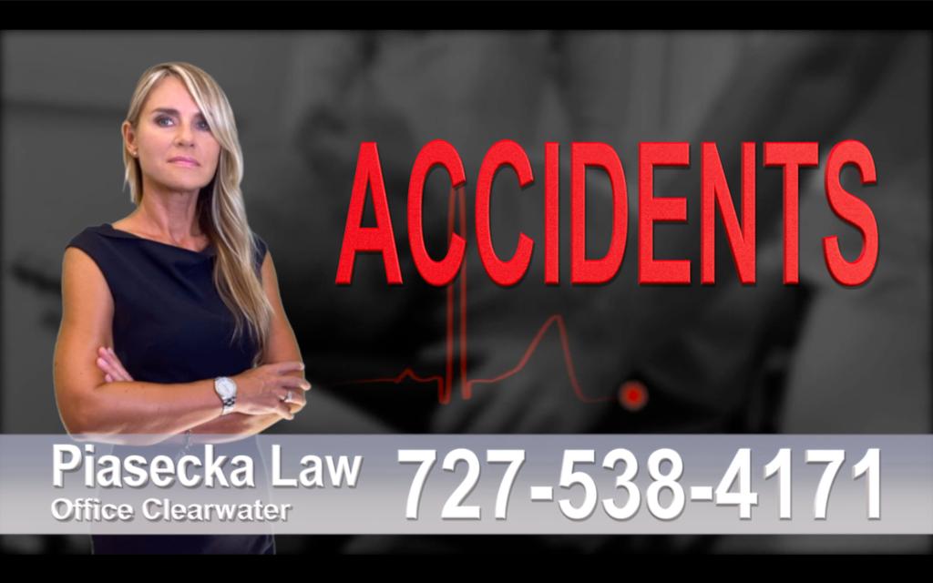 Accidents, Personal Injury, Florida, Attorney, Lawyer, Agnieszka Piasecka, Aga Piasecka, Piasecka